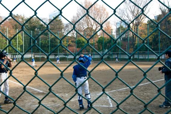 野球少年オスグットひざの痛み2
